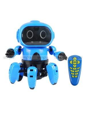 Интерактивный Робот Конструктор на радиоуправлении Small Six Robot